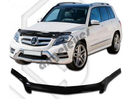 Deflektor prednej kapoty pre Mercedes GLK X204, od rv. 2012-