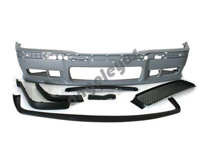BMW E36 športový predný nárazník aj so spodným spojlerom
