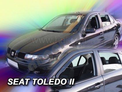 Deflektory na okná pre Seat Toledo 2/Seat Leon 1, 2ks