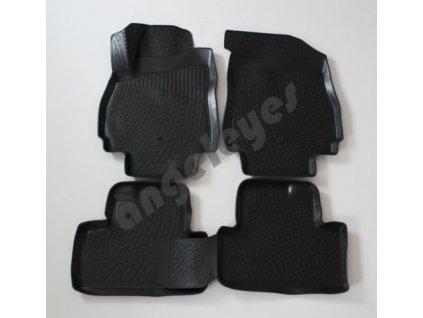 Gumené vaničkové rohože Chevrolet Orlando / Opel Mokka