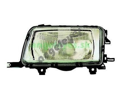 Predné ľavé svetlo pre Audi 80 rv. 91-94