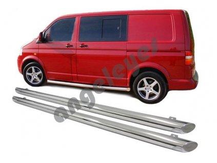 Bočné nášlapy pre VW Bus T5
