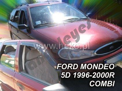 Deflektory na okná pre Ford Mondeo MK2 Combi 4ks