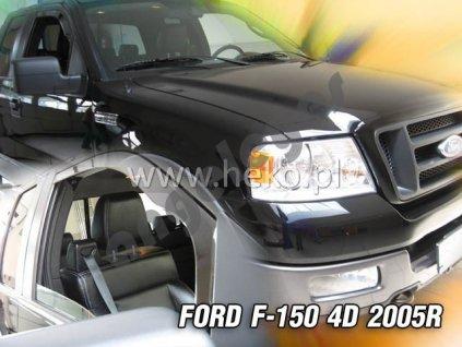 Deflektory na okná pre Ford F-150 (2ks)