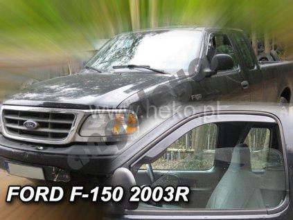 Deflektory na okná pre Ford F-150 XLT (2ks)