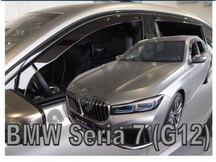 Deflektory na okná pre BMW 7 G12