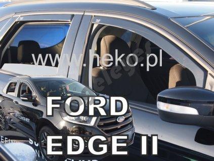 Deflektory na okná pre Ford Edge, 4ks