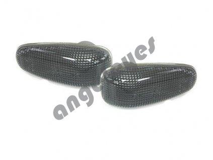 Mercedes Benz bočné smerovky čierne