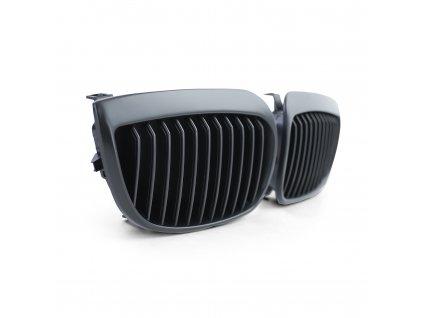 BMW E87 predná čierna maska
