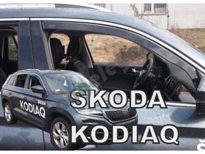 Deflektory na okná Škoda Kodiaq (2ks)