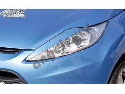 Mračítka pre Ford Fiesta MK7