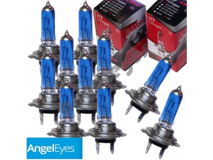Halogénové žiarovky H7 12V 55W Xenon Look