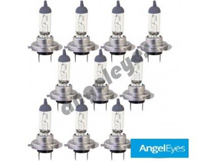 Halogénové žiarovky H7 12V 55W