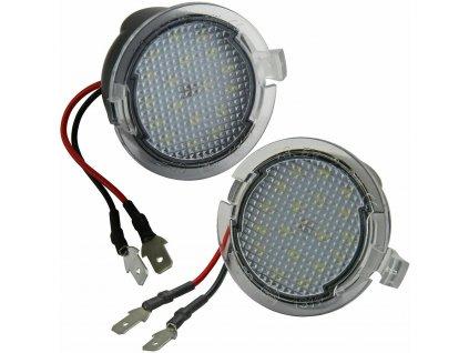 LED osvetlenie pod spätné zrkadlá Ford Mondeo, Focus