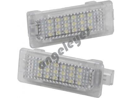 Interiérové LED osvetlenie pre Mercedes