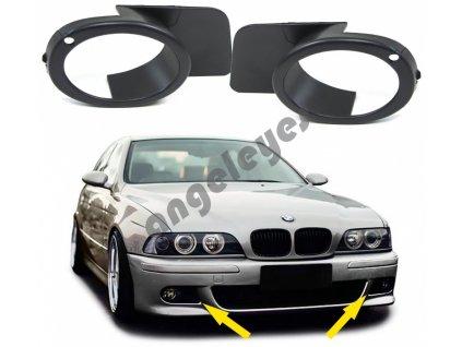 Krytky na hmlovky pre BMW E39 rv.95-03