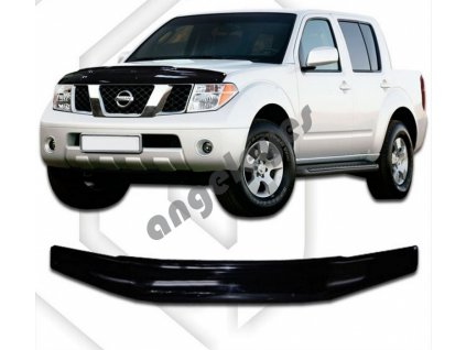 Deflektor prednej kapoty pre Nissan Navara