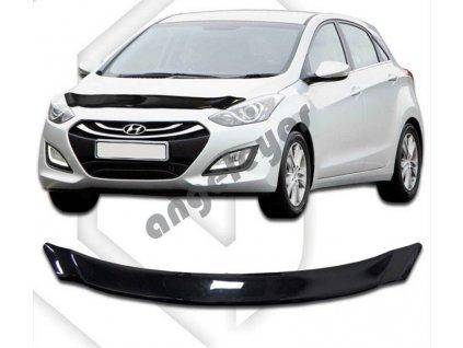 Deflektor prednej kapoty pre Hyundai i30 hatchback, rv....
