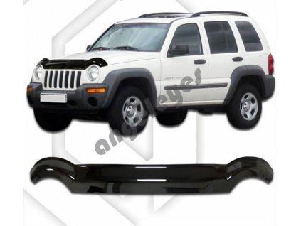 Deflektor prednej kapoty pre Jeep Cherokee