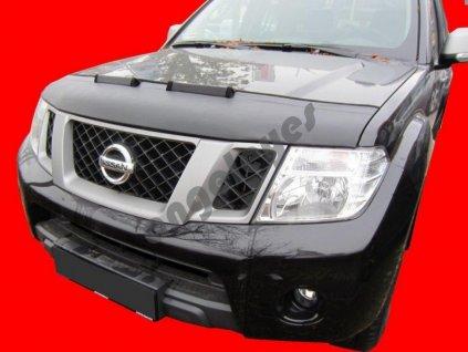 Kožený kryt kapoty Nissan Navara 3, Pathfinder 3