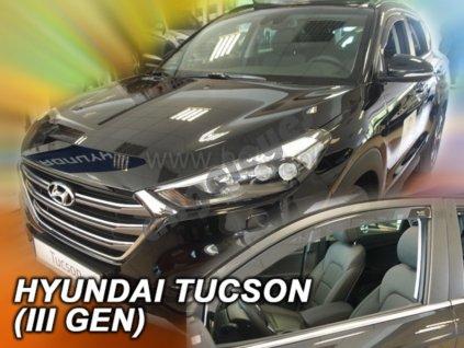 Deflektory na okná pre Hyundai Tucson 3, 2ks