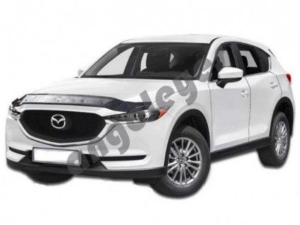 Deflektor prednej kapoty Mazda CX-5, od rv. 2017-