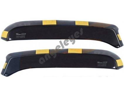 Deflektory na okná pre Suzuki SX4 hatchback, 2ks