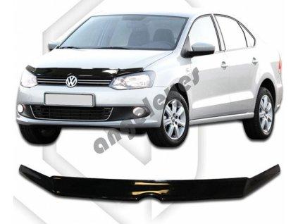 Deflektor prednej kapoty pre VW Polo hatchback 3D