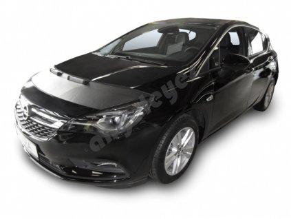 Kožený kryt kapoty Opel Astra K