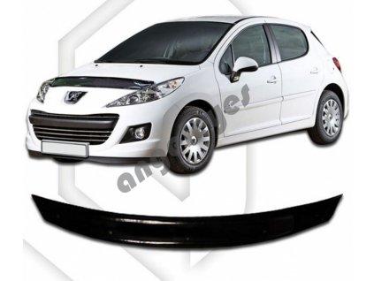 Deflektor prednej kapoty Peugeot 207