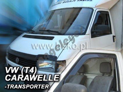 Deflektory na okná pre VW Caravelle/Transporter 2D, 2ks