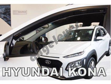 Deflektory na okná pre Hyundai Kona, od rv. 2017-, 2ks