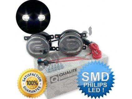 LED hmlovky s LED denným svietením pre Citroen DS, DS3