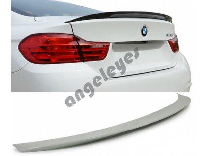 BMW F32 coupe zadný spojler