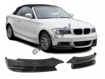 Predný carbónový spojler pre BMW E82/E88