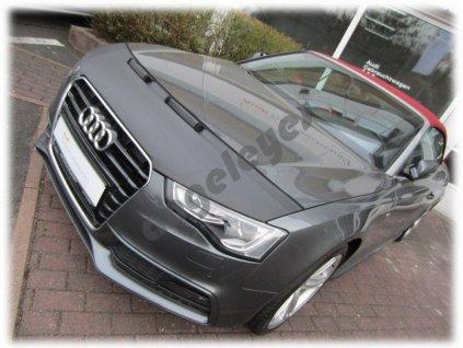 Audi A5 kožený kryt kapoty rv. 2011-2016