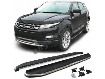 Bočné nášlapy Range Rover Evoque LV od rv. 2011