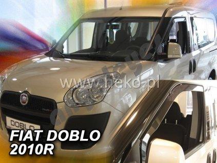 Deflektory na okná pre Fiat Doblo rv. 2010- / Opel Combo D...