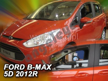 Deflektory na okná pre Ford B-Max, 2ks