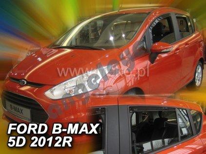 Deflektory na okná pre Ford B-Max, 4ks