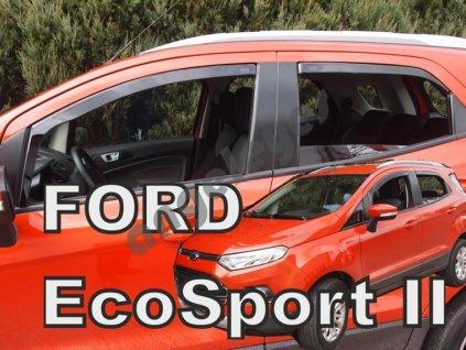 Deflektory na okná pre Ford EcoSport ll 5D