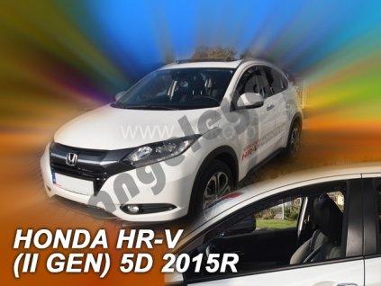 Deflektory na okná pre Honda HRV ll 5D, 2ks