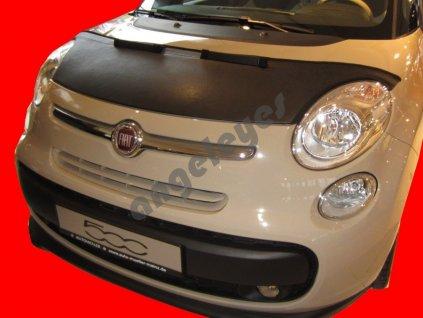 Kožený kryt kapoty Fiat 500L