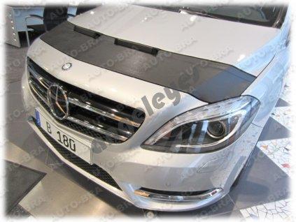 Kožený kryt kapoty Mercedes B W246, rv. 2012-