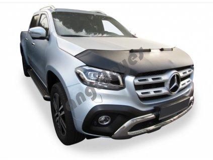 Kožený kryt kapoty Mercedes X W470, rv. 2017-