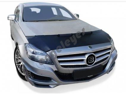 Kožený kryt kapoty Mercedes CLS W218, rv. 11-17