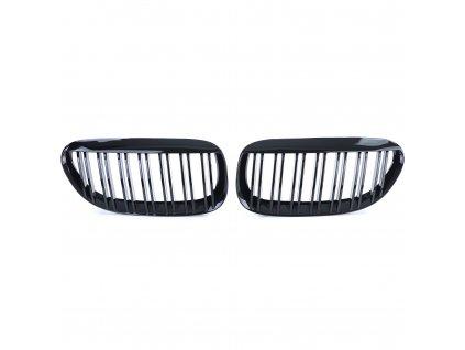 Športová maska čierna lesklá BMW E63 E64, rv. 02-10