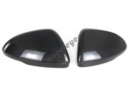 Carbónové kryty zrkadiel Opel Insignia B