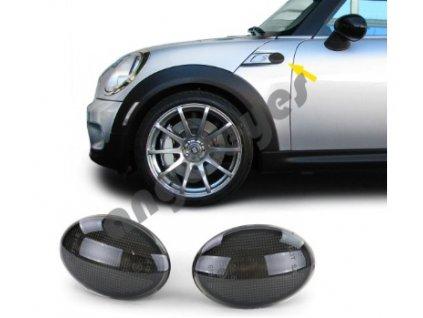 Dynamické bočné LED smerovky Mini R55 R56 R57 rv.06-14 R58...