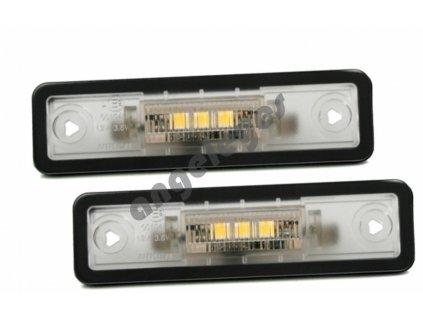 LED osvetlenie ŠPZ pre Opel Astra